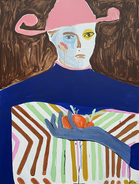 Erin Armstrong, 'The Harvest', 2021, Painting, Acrylic on Canvas, Bau-Xi Gallery