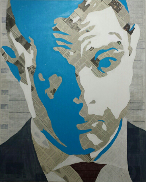 , 'Trevor Noah,' 2016, Paraphé