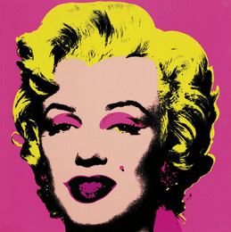 Marilyn: one plate