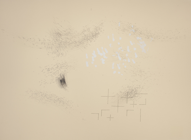 , 'Gala Bent, Sky Measurements,' 2016, G. Gibson Gallery