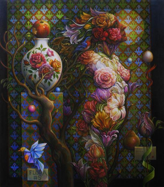 , 'Flora #5,' 2015, Spalding Nix Fine Art