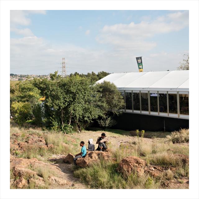 Jabulani Dhlamini, 'Ngakwa Mam Winnie, Orlando West, Soweto. 14 April 2018', 2018, Goodman Gallery