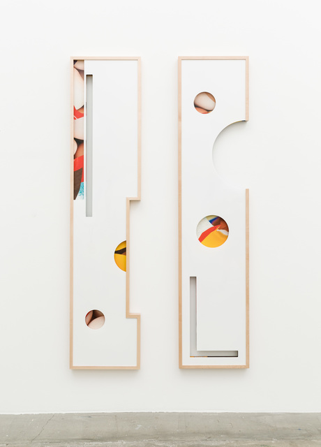 , 'Composition 028e,' 2015, Anat Ebgi