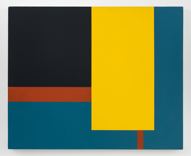 , '7-90,' 1990, Richard Taittinger Gallery