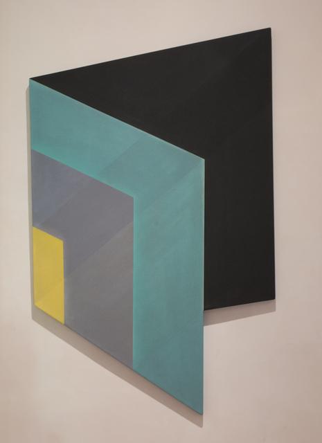 Mokha Laget, 'Shadowbox No. 2', 2014, Peyton Wright Gallery