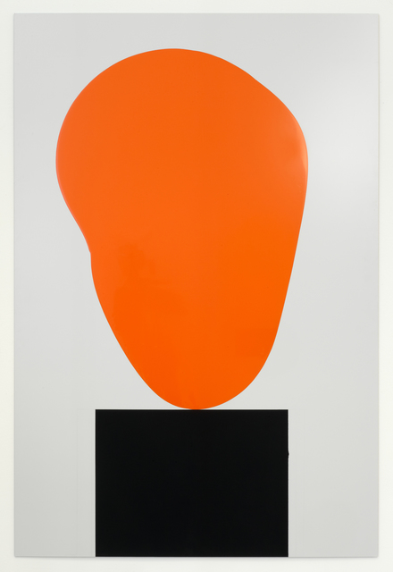 , 'Colour Chart 02 (Orange) 06.01.11,' 2011, Ingleby Gallery