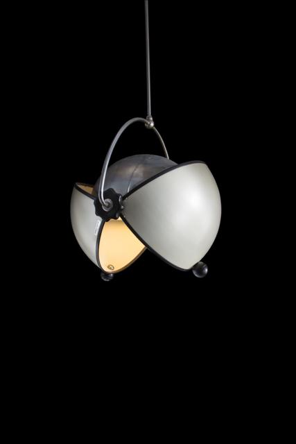 "Superstudio, '""O-Look"" hanging lamp ', 1968, R & Company"