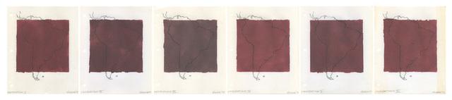 , 'Seis obstrucciones de América del Sur (del I al VI),' 1973, Henrique Faria Fine Art