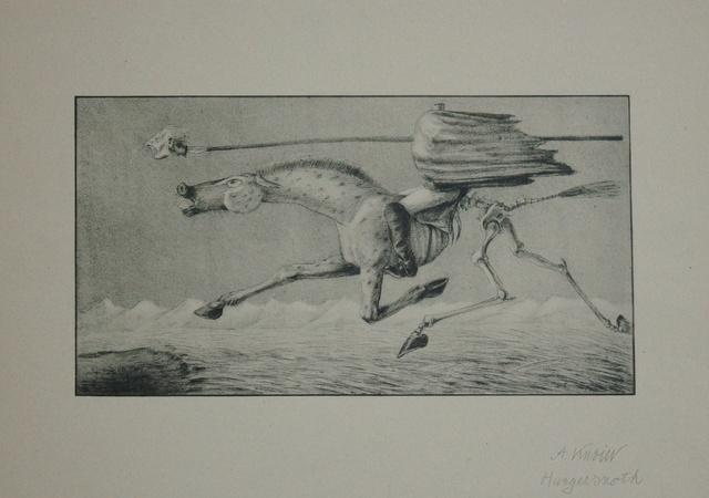 , 'Hungersnot,' 1903, Studio Mariani Gallery