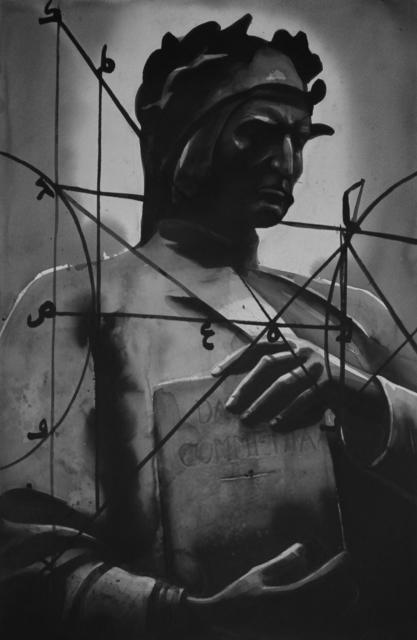 , 'Dante Alighieri died of malaria in Ravenna on September 14, 1321,' 2017, Christine König Galerie