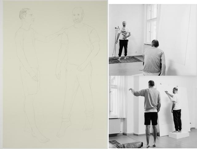 , 'Intersection 2,' 2012, Galerie Jocelyn Wolff