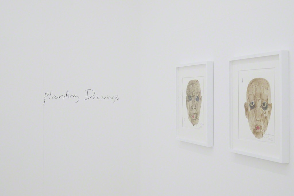 "Installation view from ""Shooshie Sulaiman Drawings"" 8/ ART GALLERY/ Tomio Koyama Gallery, 2018 ©Tomio Koyama Gallery"