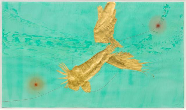 Jorinde Voigt, 'Adler + Focus', 2014, David Nolan Gallery