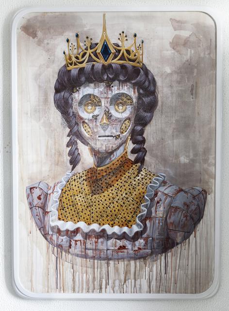 Pixel Pancho, 'Robot Save the Queen', 2015, GGA GALLERY