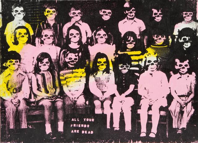 Ben Frost, 'All Your Friends Are Dead', 2008, Julien's Auctions