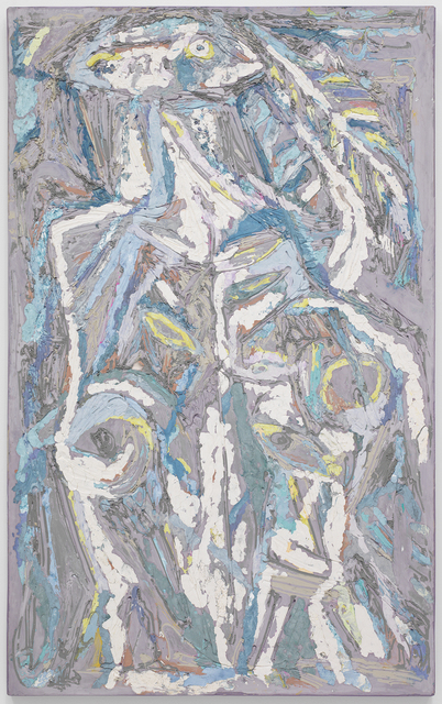 , 'Subconscious Tropic,' 2014, Feuer/Mesler