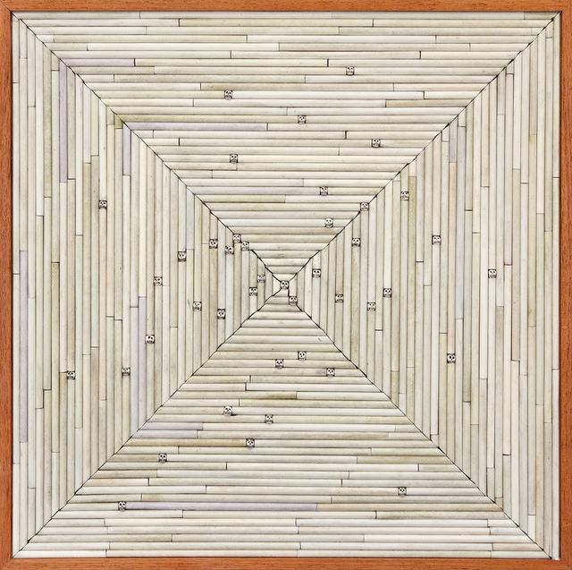 , 'Vanitas – notações em campo aleatório,' 2015, Galeria Nara Roesler
