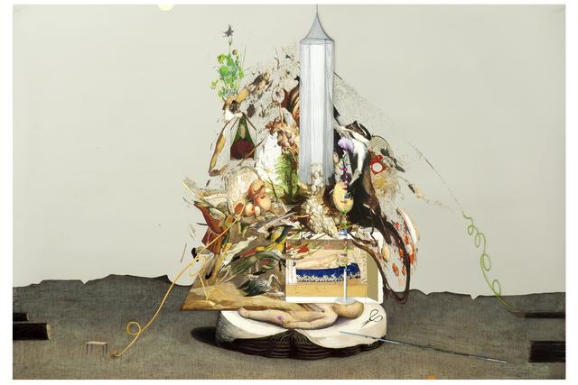 , 'Inheritance (2),' 2014, Galerie Valentien