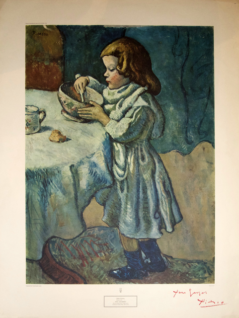 Pablo Picasso, 'The Gourmet', 20th , BRYSTOL'S