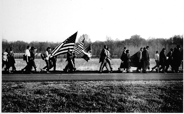 , 'On the Road/Selma March,' 1965, Jackson Fine Art
