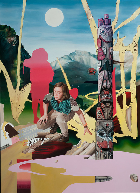 , 'When I Stand Beside Her,' , Visions West Contemporary