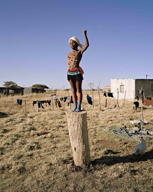 ", 'Power, from the series ""Zulu Kids"" ,' , Art Twenty One"