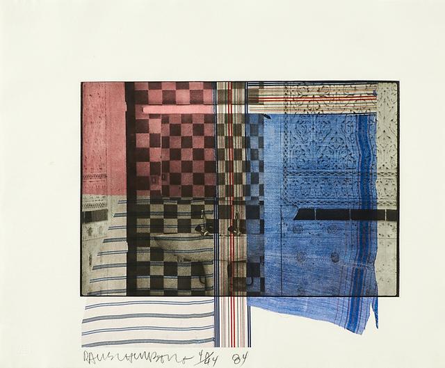 Robert Rauschenberg, 'Faus', 1984, Rago