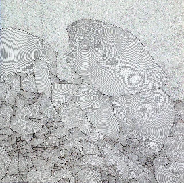 China Adams, 'Rock Wall Compression', 2018, Porch Gallery
