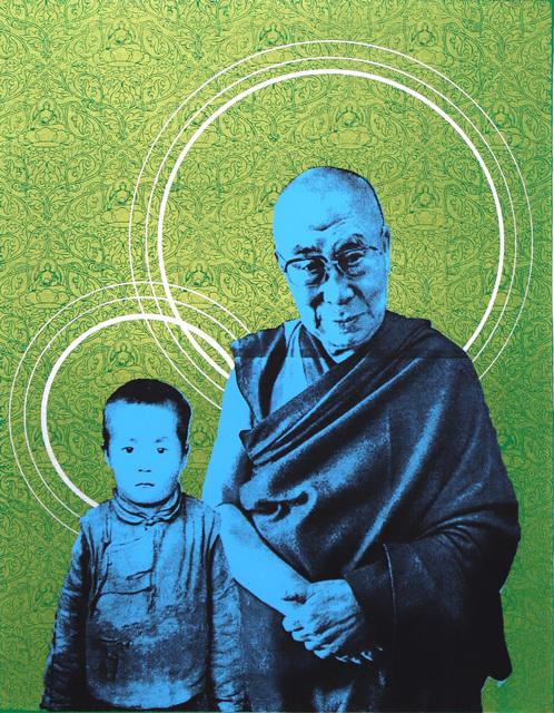 Tenzing Rigdol, 'Journey of My Teacher', 2018, Rossi & Rossi