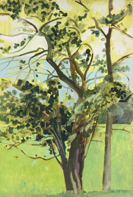 , 'Apple Tree, Vermont,' 1988, Alexandre Gallery