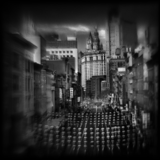 Susan Burnstine, 'East Broadway, 7:02AM, from 'Absence of Being'', n.d., Etherton Gallery