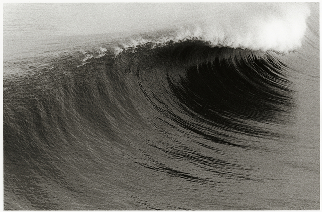 , 'Breaking Wave - Venice Beach, California,' 1978, CHRISTOPHE GUYE GALERIE