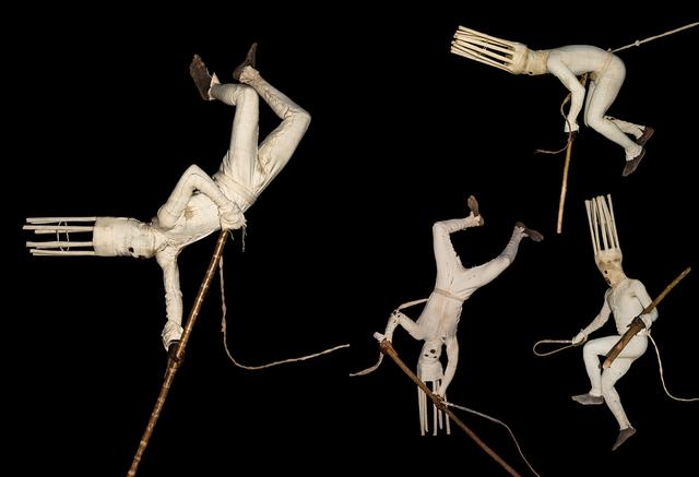 , 'Leaping Lunar Mask, Burkina Faso,' 2014, THK Gallery
