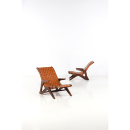 Linha Z,  Pair of armchairs