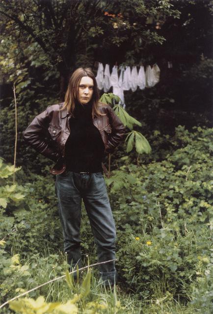 , 'Self Portrait with Knickers,' 1994-2000, Jason Haam
