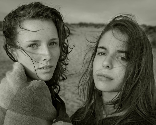 Jock Sturges, 'Sandra and Friend; Montalivet, France, 2013 ', 2013, photo-eye Gallery