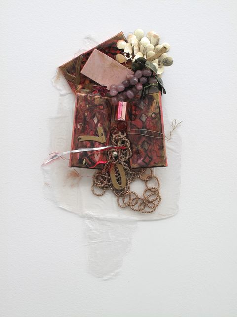 , '#9 Infinization (body has disappeared) (Bis Bald/ A Bientot/ Soon),' 2012, Galerie Francesca Pia