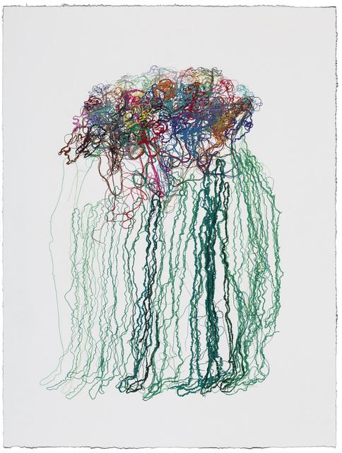 , 'Flowers,' 2013, STPI