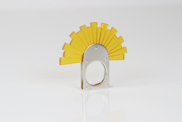 , 'Sun Goddess Ring,' 2017, Facèré Jewelry Art Gallery