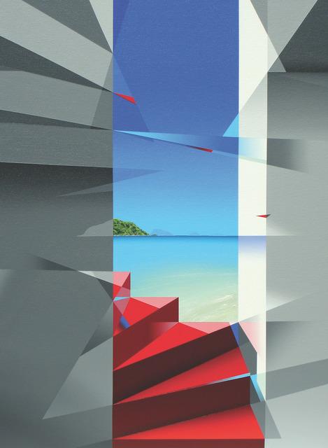 , 'Upward Spiral,' 2015, Avran Fine Art