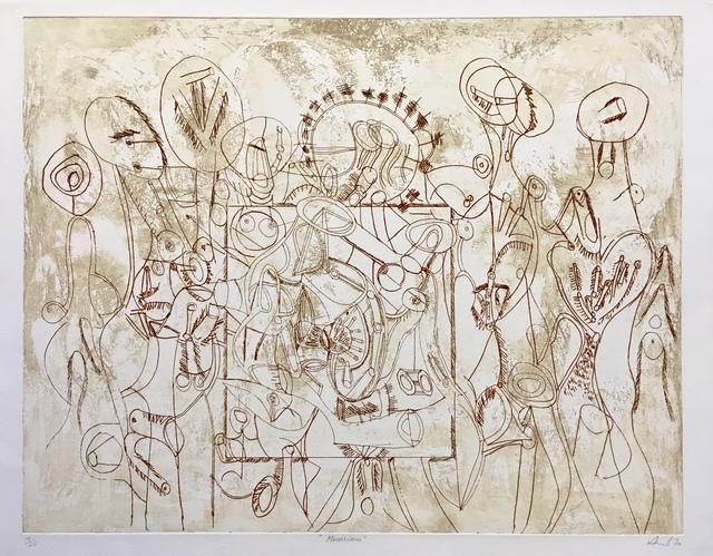 Avinash Chandra, 'Musicians ', 1970, ARTUNIT