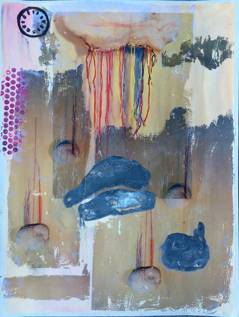 , 'Waking and Dreaming and Waking and Dreaming,' 2016, The Southern