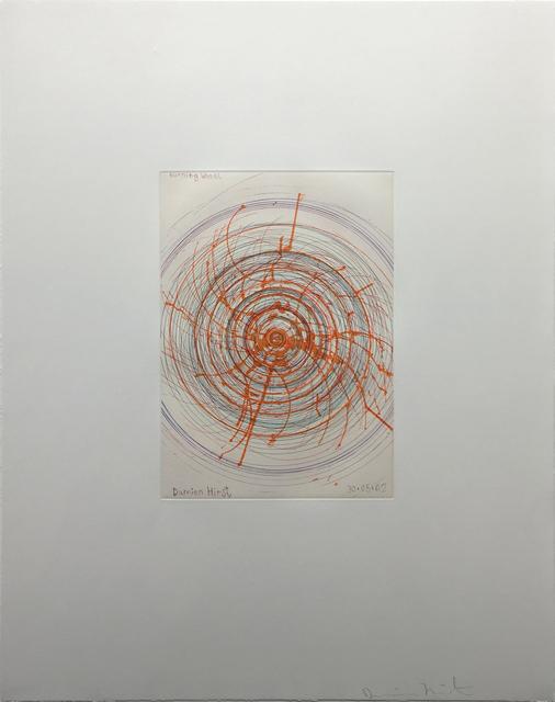 Damien Hirst, 'Burning Wheel ', 2002, DTR Modern Galleries