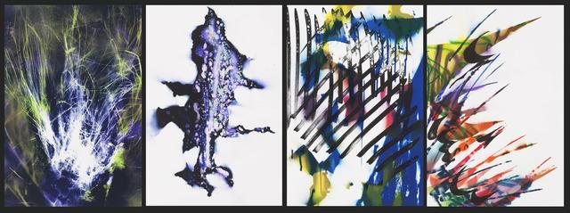 , 'Cokeypane portfolio of 4 lithographs,' , Edition Copenhagen