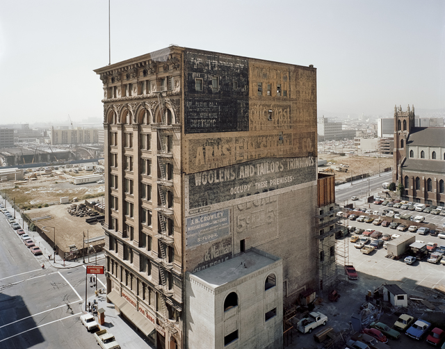 , 'Mercantile Building, Mission and 3rd Streets, 1980 from South of Market 1978-1986,' 1980, EUQINOM projects