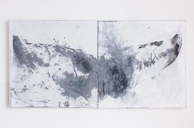 , 'Whale Fluke (White),' 2018, SILAS VON MORISSE gallery