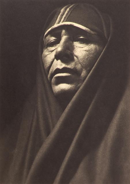 Ansel Adams, 'Taos Pueblo', Rago