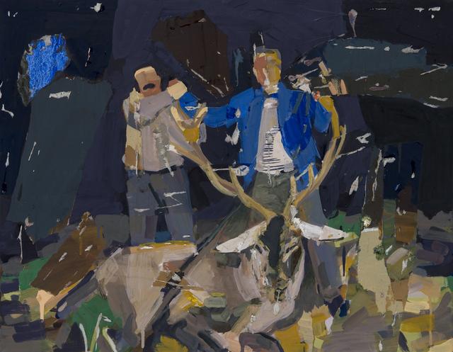Eşref Yıldırım, 'Hill 5', 2017, Zilberman Gallery