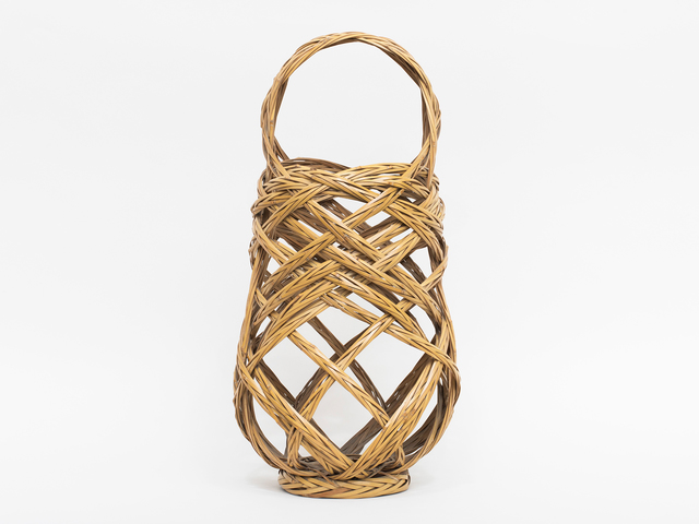 Ieda Seiseisai, 'Flower Basket', 20th Century, Patrick Parrish Gallery