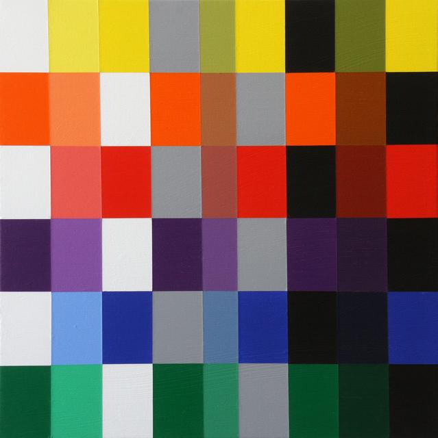 , 'Contemporary Chromatic Neutrals,' 2017, Bruno David Gallery & Bruno David Projects